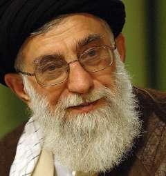 Iranian Supreme Leader Sayyed Ali Khamenei