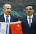 Netanyahu Keqiang China Visit