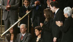 Wultz Family at Congress