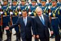 Benjamin Netanyahu, right, and China's premier, Li Keqiang, in 2013.