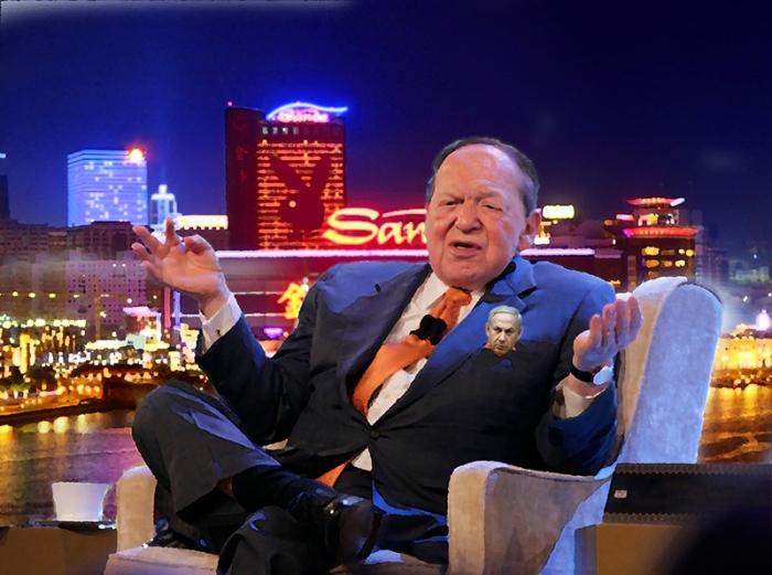 Casino Magnet Sheldon Adelson